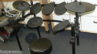 electronic drum set in Electronic Instruments