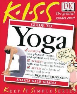 Yoga by Shakta Kaur Khalsa 2001, Paperback