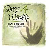 Songs 4 Worship Great Is the Lord CD, Jan 2002, 2 Discs, Time Life