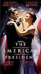 The American President VHS, 2001