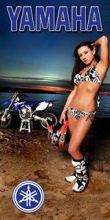 Chic 22  Honda Yamaha Suzuki Kawasaki Motorcycle Dirt Bike Aprilia KTM