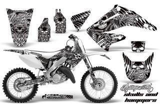 AMR RACING DIRT BIKE MOTORCROSS DECO STICKER KIT HONDA CR 125 250 R 02