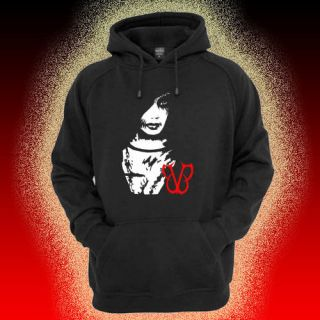 ANDY SIXX BLACK VEIL BRIDES HOODIE SIZE S M L XL SWEATER HOT NEW 2013