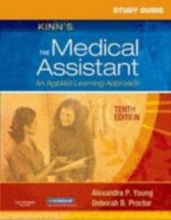 for Kinns the Medical Assistant An Applied Learning Approach by Amy