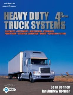 Heavy Duty Truck Systems by Andrew Norman, Ian Andre