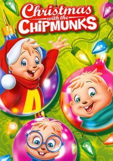 Alvin and the Chipmunks Christmas with the Chipmunks DVD, 2011