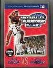Major League Baseball   2004 World Series (NEW DVD, 2004) Baseball DVD