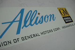Vintage,50s,Allison,Transmission,GM,Auto,Indianapolis,Indiana, Alum