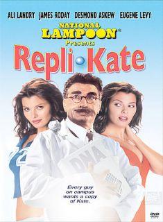 Repli Kate DVD, 2003