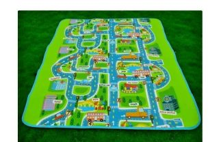 In/out door Kids Baby Play mat 1.6 x 2M Large & biggest size Cute
