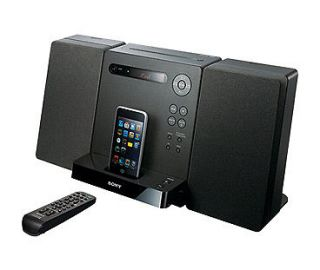 Sony Micro Hi Fi Shelf System iPod Speaker Dock / CD Player CMTLX20I