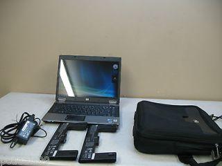 Hp 6730b Laptop Windows Vista Business Loaded Refurb 250Gb 4Gb WIFI