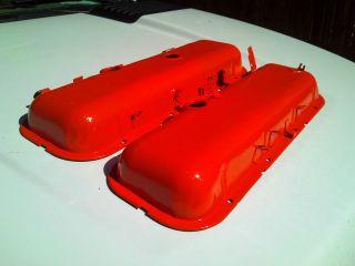 Chevy Big Block Valve Covers, 396, 402, 427, 454, Original, Vintage