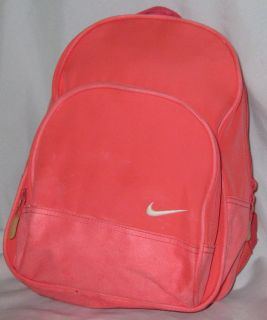 Purse Pink Nike 12 1/2 Adjustable Strap Handbag Backpack