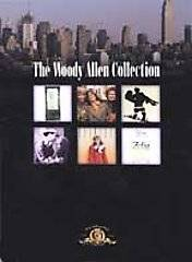 The Woody Allen Collection DVD, 2001, 6 Disc Set, Gift Set