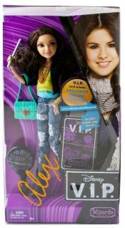 VIP Wizards of Waverly Place Alex Russo Selena Gomez 10 Doll