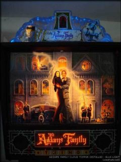 addams family pinball in Machines