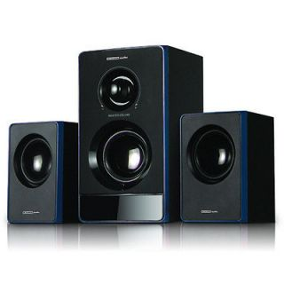 Acoustic Audio 200W 2.1 Channel Surround Sound Home Speaker System w