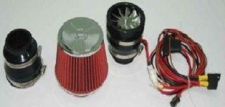 TURBO TURBOCHARGER KIT 3 PSI 900 Watt Cold Air Intake (Dodge/Chrysler