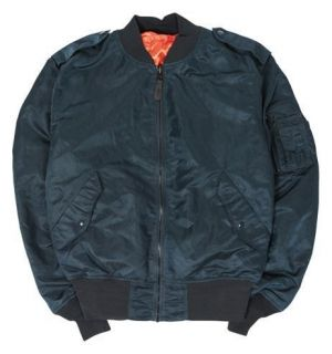 2B Flight Jacket Air Force Blue, Replica Blue, Sage and Navy