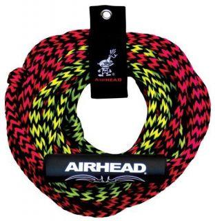 NEW Kwik Tek Airhead 2 Rider Tube Rope 2 Sect Float