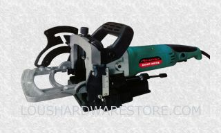 Brand New 110v   900w Biscuit Jointer / Joiner in Case