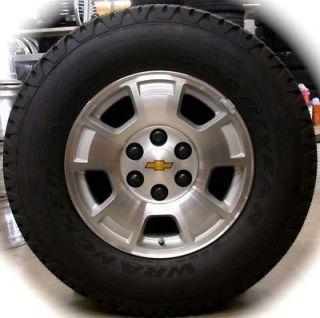 2013 Chevy Silverado Tahoe Suburban Avalanche OEM 17 Wheels Rims