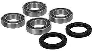 Yamaha YFZ450 ATV Rear Wheel Bearing Kit 2004 2005