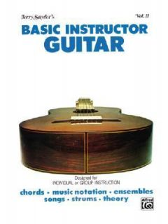 Basic Instructor Guitar Vol. 2 1985, Paperback, Student Edition of