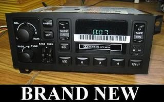 BRAND NEW (NOS) 1984 2000 Dodge RAM Jeep Cherokee Radio Cassette tape