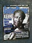 Guitar Player Magazine Oct 2000 BB King with Eric Clapton *Very Good