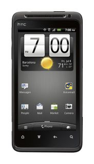 HTC EVO Design 4G   4GB   Black (Boost Mobile) Smartphone