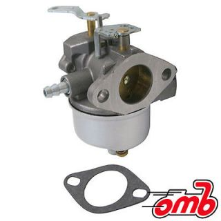 Tecumseh 632334A Carburetor w Gasket Snow Blower  Craftsman Toro