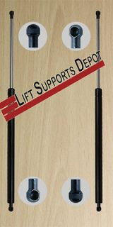StrongArm 4782 L&R (2) Rear Liftgate Gas Lift Supports/ Tailgate