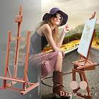 Vintage Architect Drafting Table Drawing Artist Easel Cast Iron