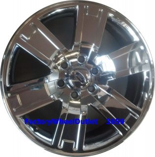 New Chrome Clad Alloy Wheel 2007 2008 2009 2010 2011 Ford Expedition