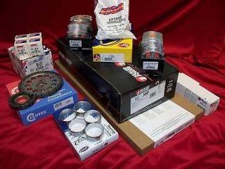 Chevy Truck 235 MASTER Engine Kit MECH Cam+Pistons+Rings 1956 1957