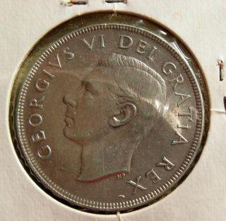 Canada Silver Dollar high grade 1951 UNC ???