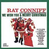 We Wish You a Merry Christmas by Ray Conniff CD, Sep 2001, Columbia
