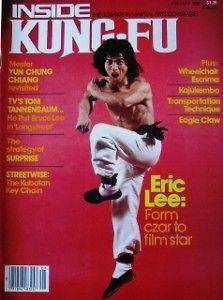KUNG FU MAGAZINE ERIC LEE KAJUKENBO BLACK BELT KARATE MARTIAL ARTS