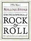 Rolling Stone Encyclopedia Rock Roll Jon Pareles Patricia Romanowski