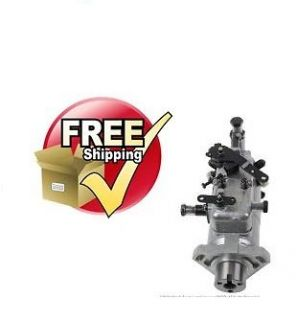 FORD 5000 5100 6600 6700 TRACTOR 256 ENGINE NEW FUEL INJECTION PUMP