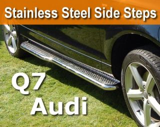 Audi Q7 running board in Nerf Bars & Running Boards