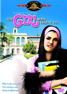 The Girl Most Likely To DVD, 2005