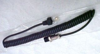 New Astatic Echomax Cb Radio Microphone Cord 6 Pin RCI