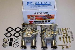 BMW 2002 Dual 45 DCOE Weber Kit w/Genuine opean Weber carburetors