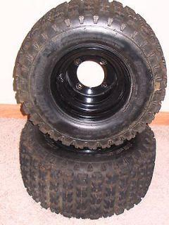 tires wheels DRR Cobra Apex mini atv quad 400ex 450r 250r 300ex