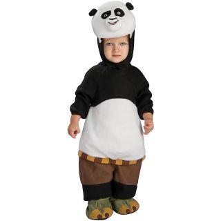 Kung Fu Panda Baby Infant Newborn Boys Po Halloween Costume
