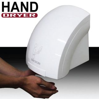 Commercial Hands Free Infrared Automatic Hand Dryer Bathroom