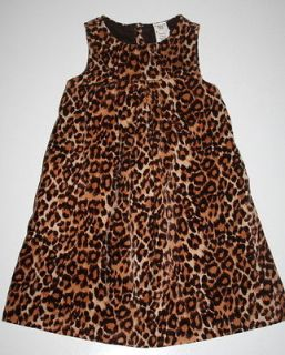 leopard print baby girl clothes